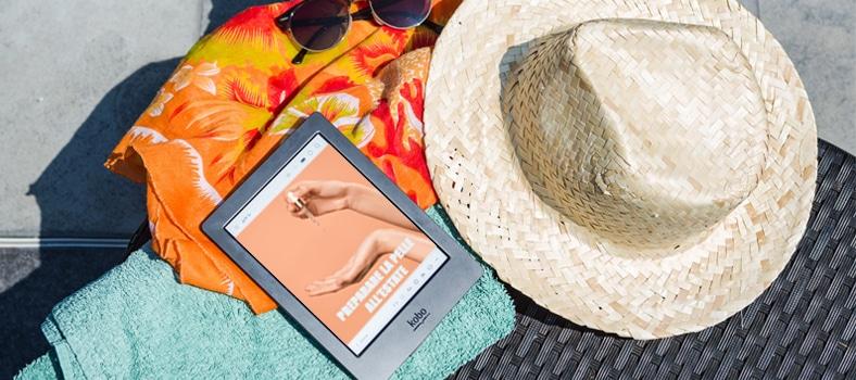 Come preparare e curare la pelle per l'estate