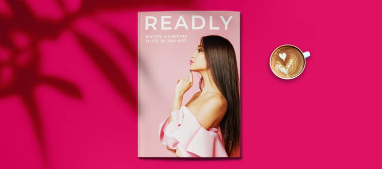 Abbonamento riviste Readly promo