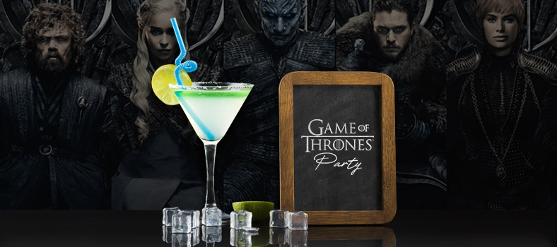 Come organizzare un party a tema Games of Thrones