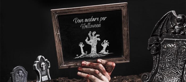Dove andare ad Halloween