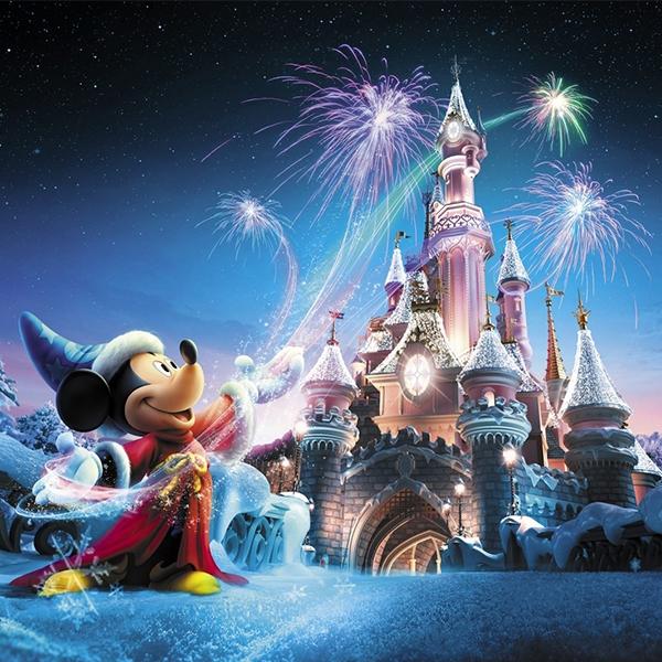 Disneyland Paris: Un magico Natale 2018 per tutta la famiglia