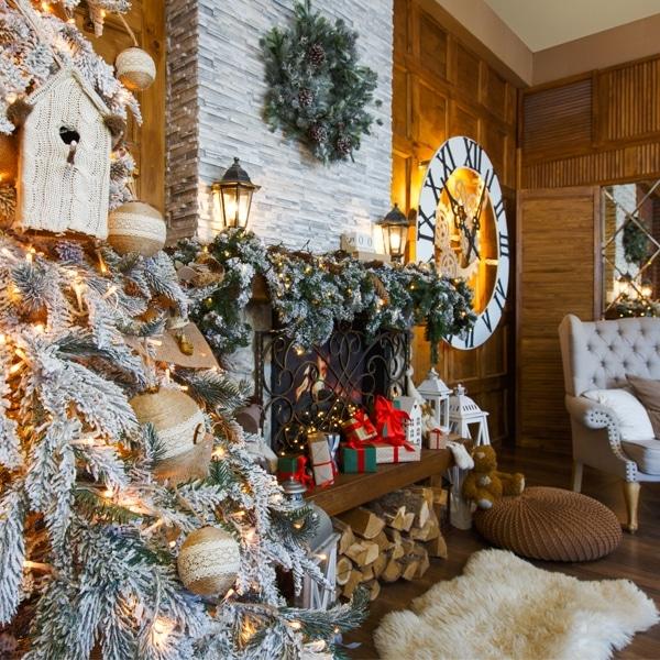 Decorazioni natalizie: 5 consigli per 5 stili