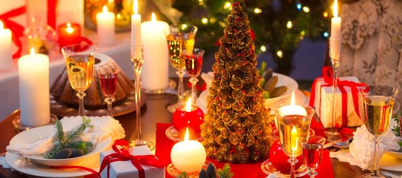 Come realizzare un centrotavola natalizio fai da te