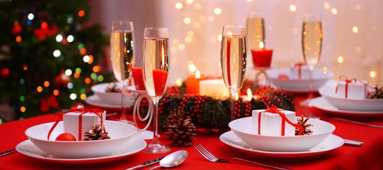 Come preparare la tavola di Natale
