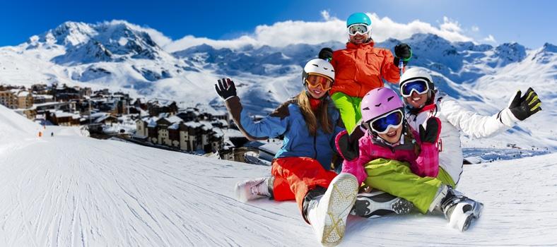 Vacanze sulla neve in Italia