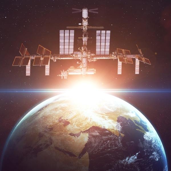stazione spaziale internazionale lego