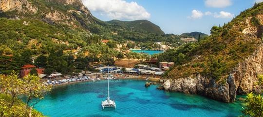 Corfù Grecia cosa vedere