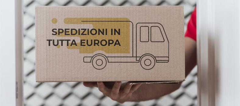 Come spedire pacchi in tutta Europa spendendo poco