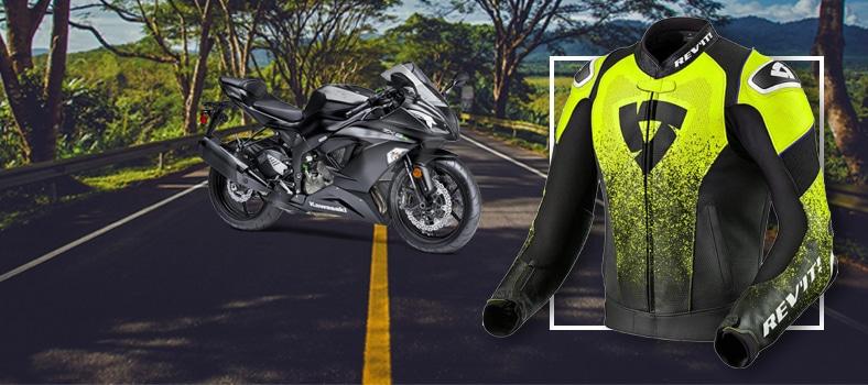 Abbigliamento moto online a chi rivolgersi