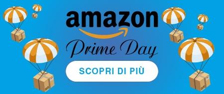 Amazon Prime Day sconti