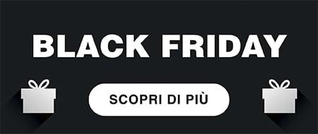 Codici sconto Black Friday