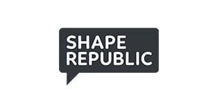 Black Friday Shape Republic coupon -31%